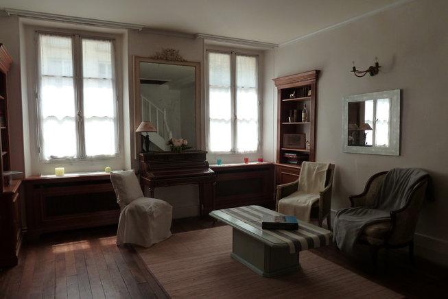 Laure dary immobilier appartement en duplex avec jardin - Appartement bien agence ...